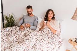 Как выбрать теплое одеяло: комфортный сон зимой