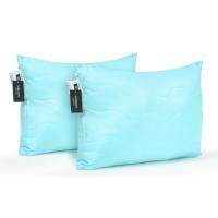 Набор подушек Хлопковая №1625 Eco Light Blue (средние)