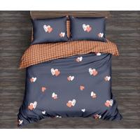 Комплект постельного белья Бязь 17-0442 Blue orange
