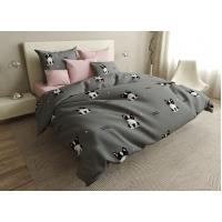 Комплект постельного белья Бязь 17-0404 Pekingese