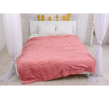 Плед №1003 Damask Pink
