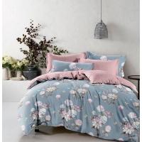 Комплект постельного белья Бязь 17-0434 Azure flower