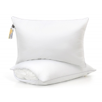 Подушка антиаллергенная №1179 Luxury Exclusive EcoSilk (СРЕДНЯЯ)